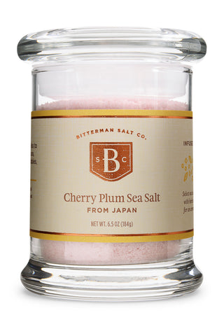 Cherry Plum Japanese Sea Salt