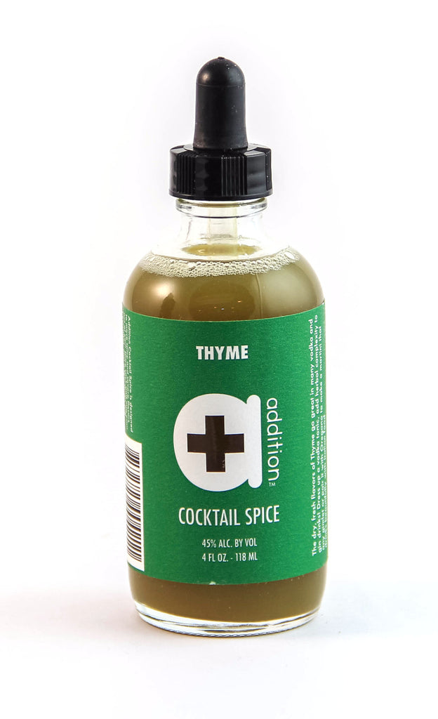 Addition Thyme Bitters