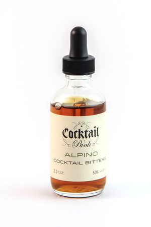 Cocktailpunk Alpino Bitters-Bitters, Syrups and Shrubs-The Meadow