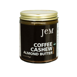 Jem Coffee Cashew Almond Butter-Pantry-The Meadow