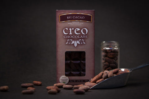 Creo 85% Dark Chocolate