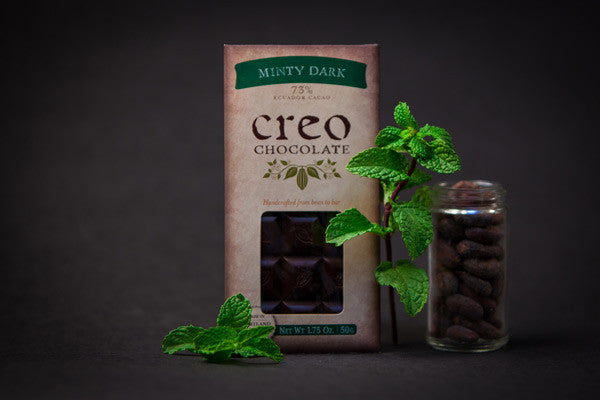 Creo Minty Dark Chocolate-Chocolate-The Meadow
