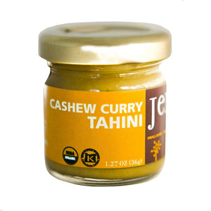 Jem Cashew Tahini Raw Nut Butter-Pantry-The Meadow