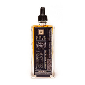 Dashfire J. Thomas Decanter Bitters-Bitters, Syrups and Shrubs-The Meadow