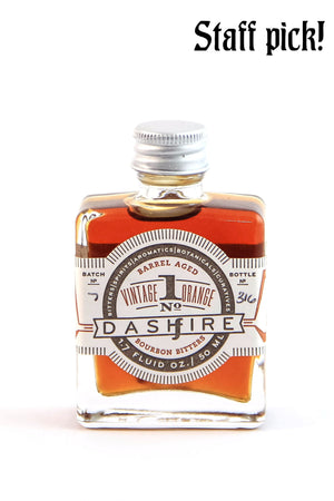 Dashfire Vintage Orange No. 1 Bitters-Bitters, Syrups and Shrubs-The Meadow
