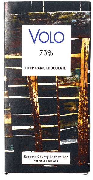 Volo Deep Dark 73% Dark Chocolate