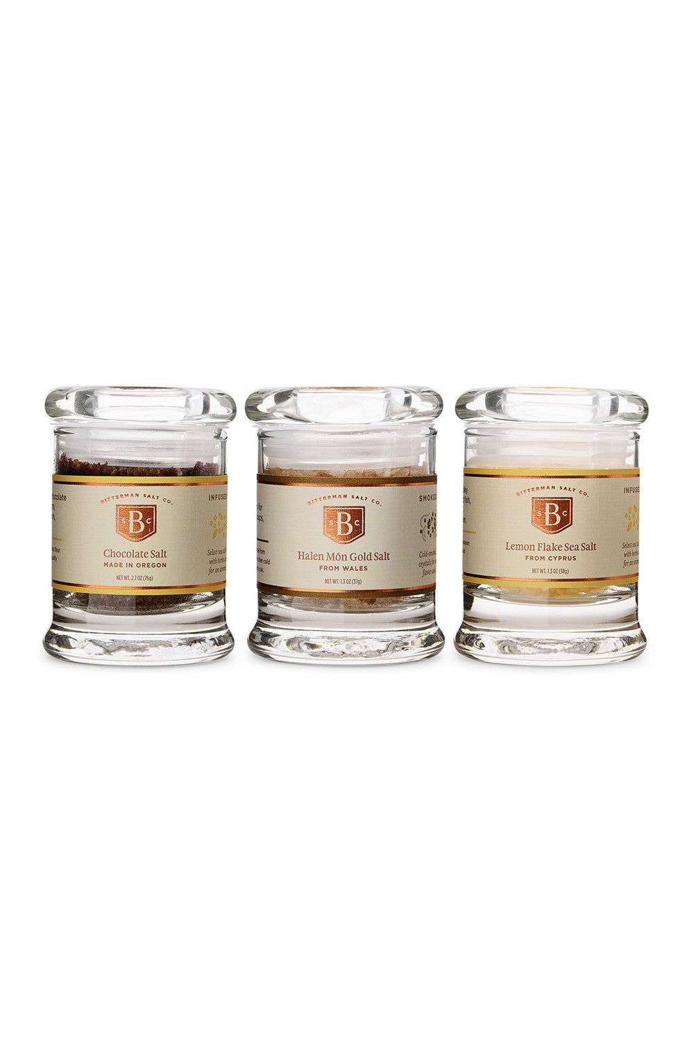 Dessert Salt Set-Gourmet Salt-The Meadow