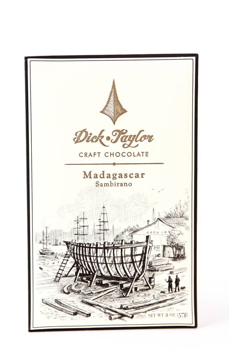 Dick Taylor Madagascar 72% Dark Chocolate-Chocolate-The Meadow