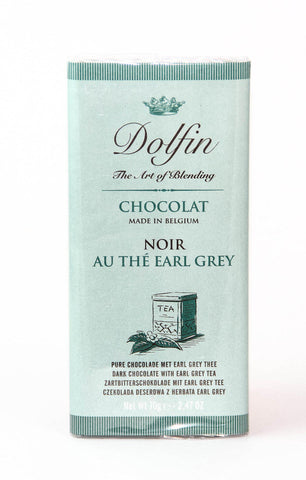 Dolfin 52% Dark Chocolate & Earl Grey