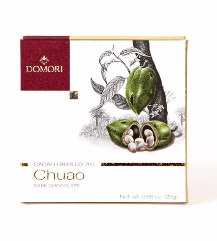 Domori Chuao 70% Dark Chocolate