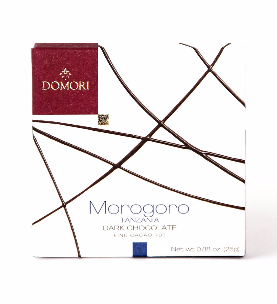 Domori Morogoro 70% Dark Chocolate