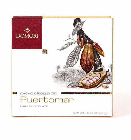 Domori Puertomar 70% Dark Chocolate