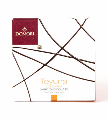 Domori Teyuna 70% Dark Chocolate