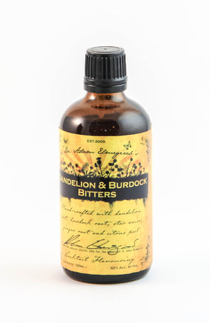 Dr. Adam Elmegirab's Dandelion and Burdock Bitters-Bitters, Syrups and Shrubs-The Meadow