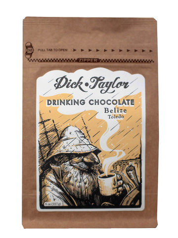 Dick Taylor Drinking Chocolate Belize 72%