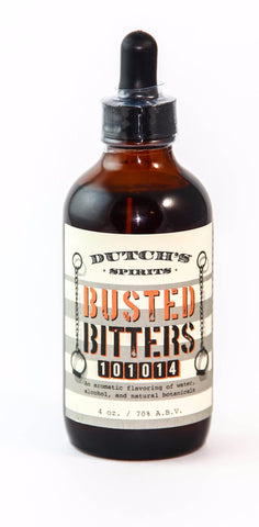 Dutch's Spirits Busted Bitters