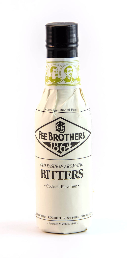 Fee Brothers Old-Fashioned Aromatic Bitters