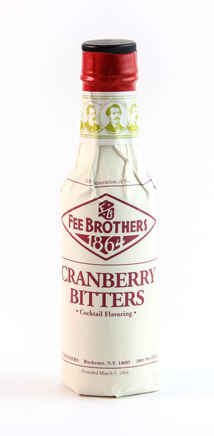 Fee Brothers Cranberry Bitters-Bitters, Syrups and Shrubs-The Meadow