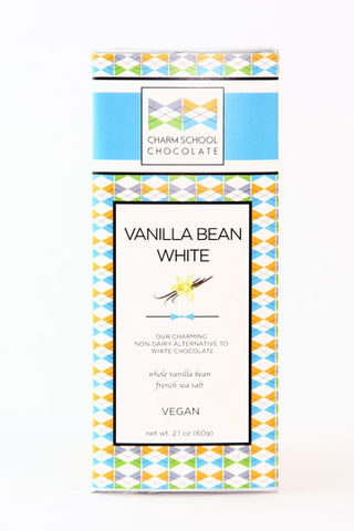 Charm School Chocolate Vegan White