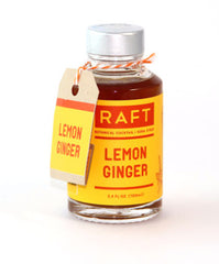 RAFT Lemon Ginger