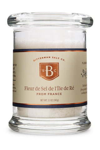 Fleur de Sel de l'Île de Ré - French Sea Salt