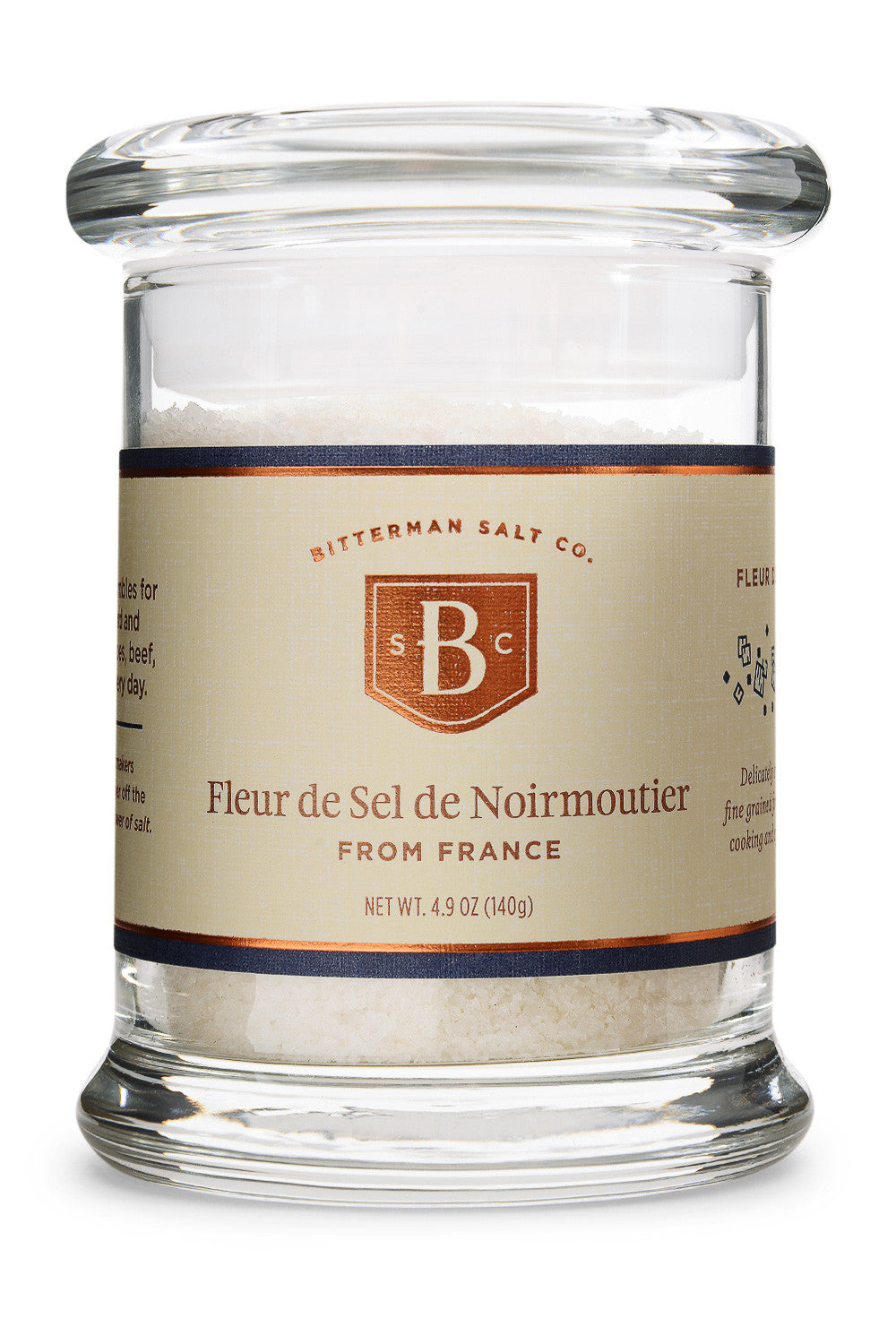 Fleur De Sel De Noirmoutier French Sea Salt The Meadow