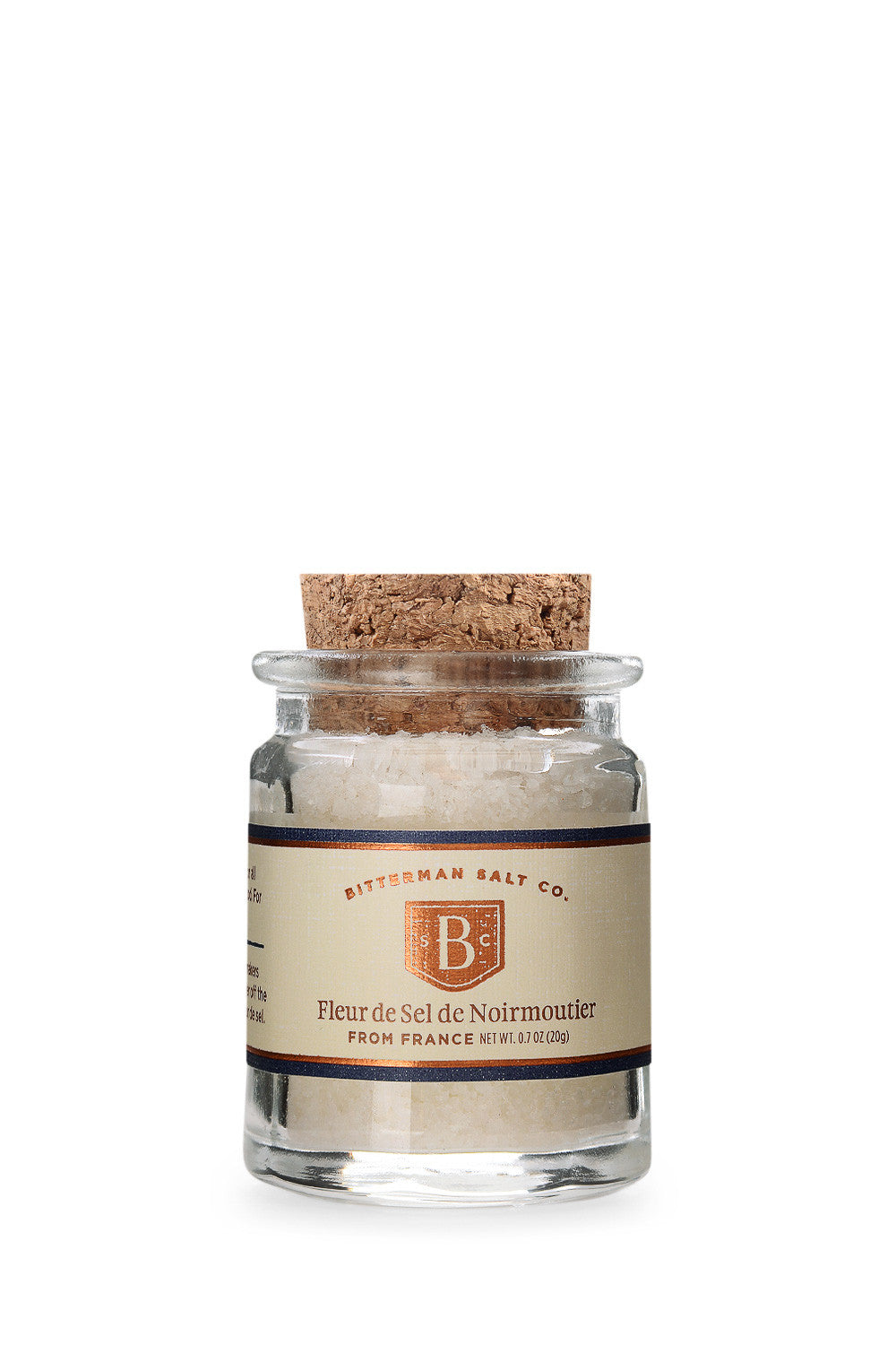 Fleur de Sel de Noirmoutier French Sea Salt-Gourmet Salt-The Meadow