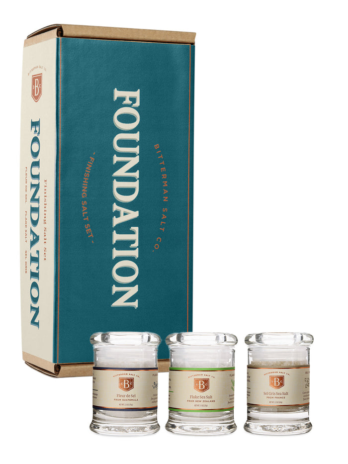 Foundation Salt Set