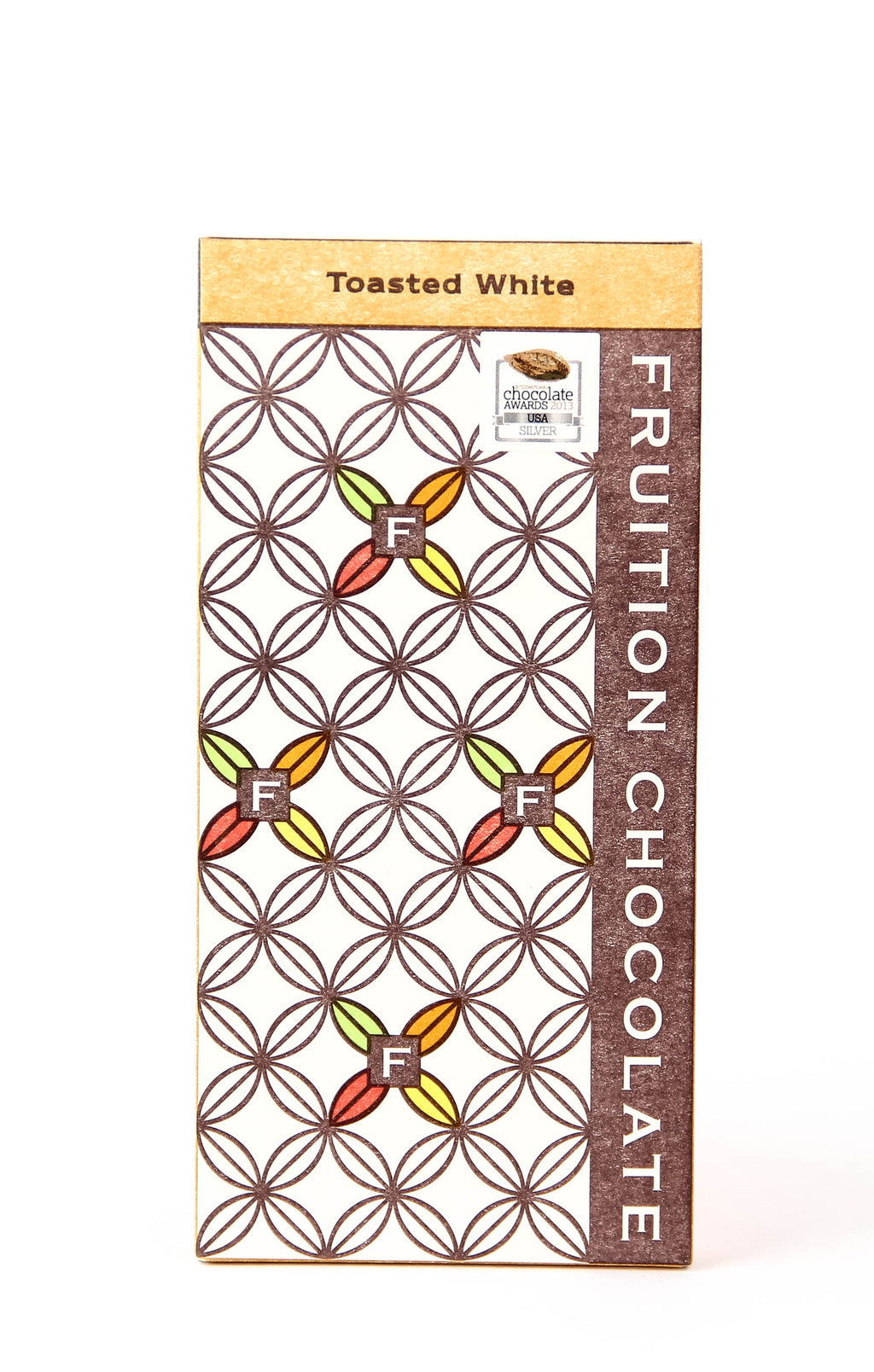 Fruition Toasted White Chocolate-Chocolate-The Meadow