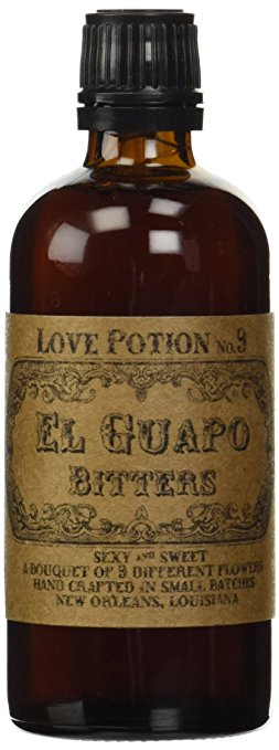 El Guapo Love Potion No. 9 Bitters