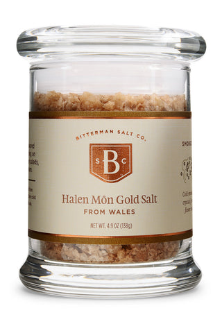 Halen Môn Gold Smoked Sea Salt