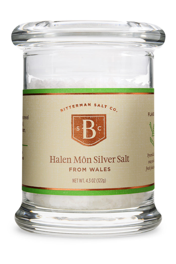 Halen Môn Silver Flake Sea Salt
