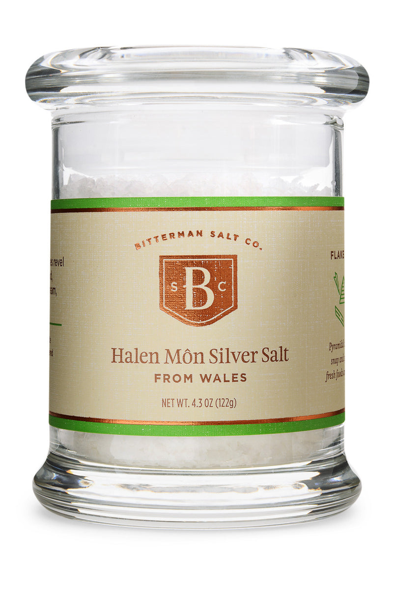 Halen Môn Silver Flake Sea Salt-Gourmet Salt-The Meadow