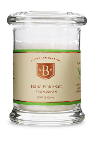 Hana Flake Japanese Sea Salt-Gourmet Salt-The Meadow