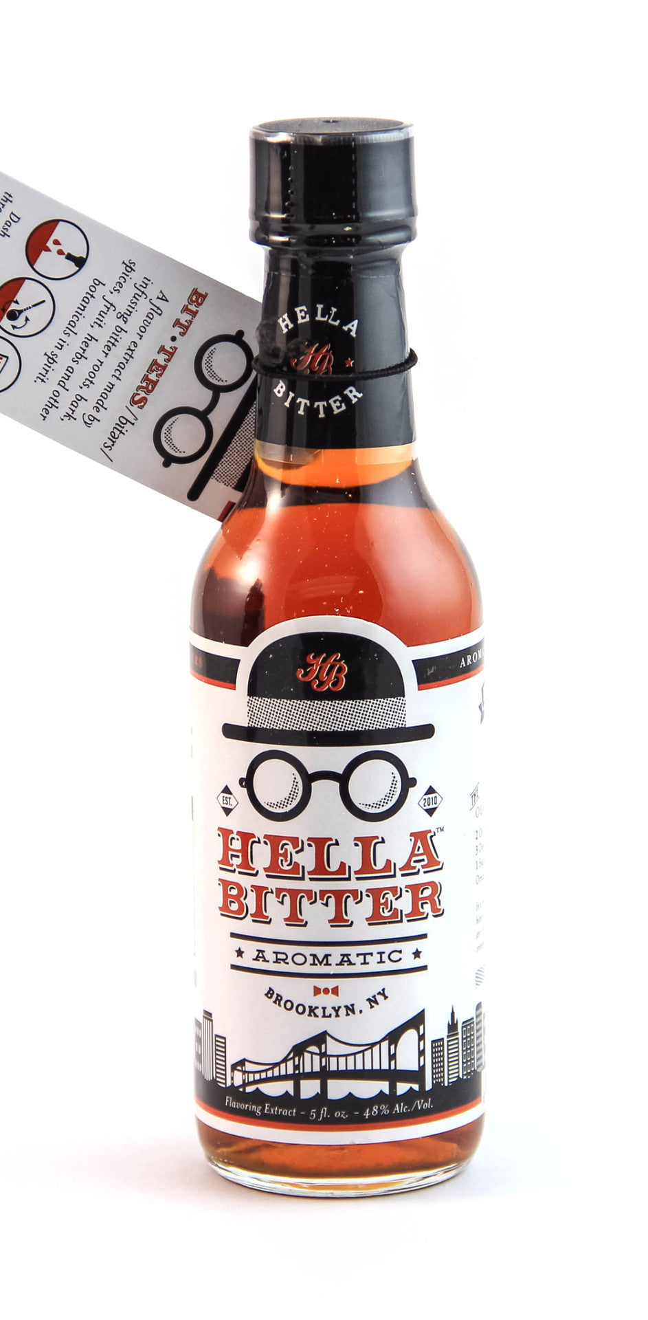 Hella Bitters Aromatic Bitters-Bitters, Syrups and Shrubs-The Meadow