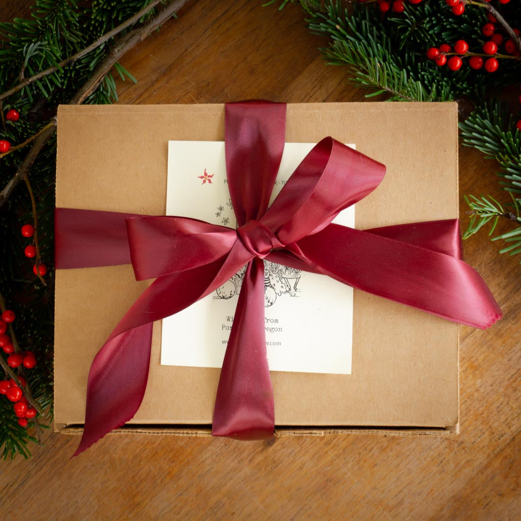 Mystery Holiday Box - Send holiday cheer straight to their door!