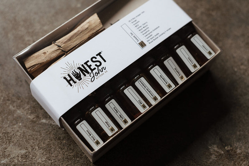 Honest John Bitters Set - 9 Pack