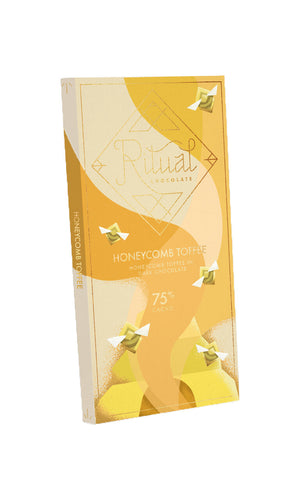Ritual 75% Dark Chocolate with Honeycomb Toffee