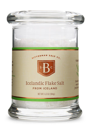 Icelandic Flake Sea Salt-Gourmet Salt-The Meadow