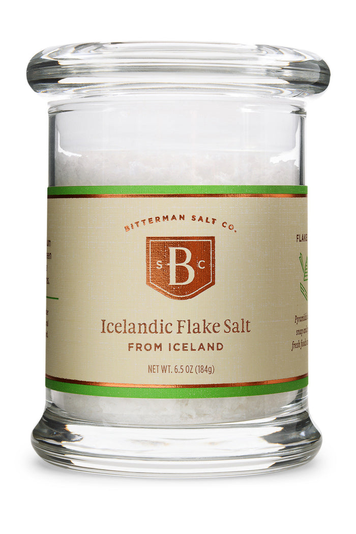 Icelandic Flake Sea Salt