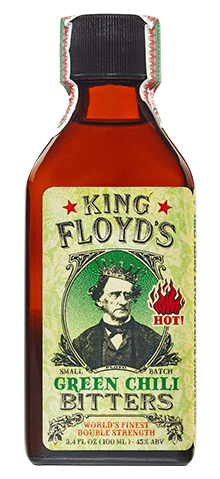King Floyd's Green Chile Bitters