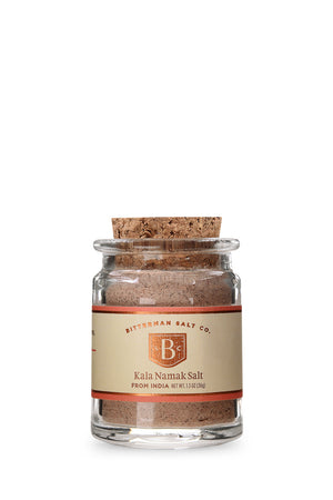 "Kala Namak Rock Salt (India's Volcanic ""Black Salt"")-Gourmet Salt-The Meadow"