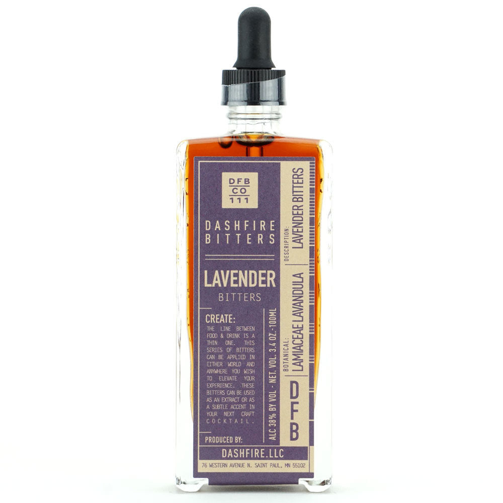 Dashfire Lavender Bitters-Bitters, Syrups and Shrubs-The Meadow