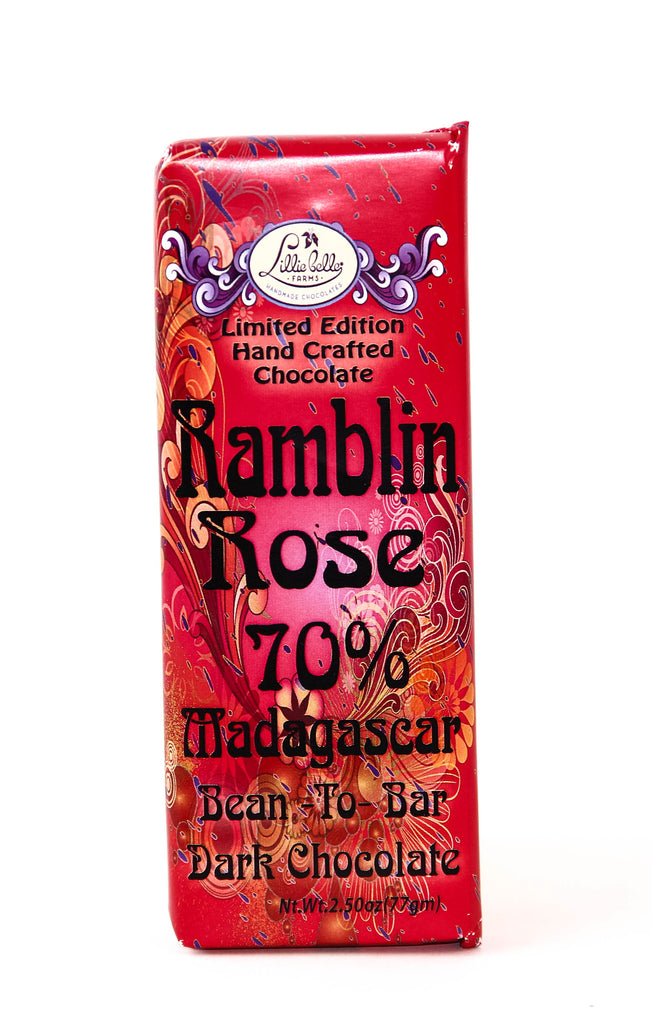 Lillie Belle Ramblin Rose 70%