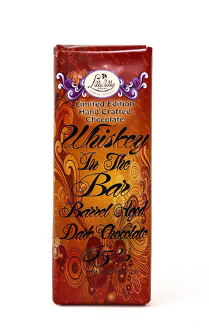 "Lillie Belle ""Whiskey in the Bar"" 65% Dark Chocolate-Chocolate-The Meadow"