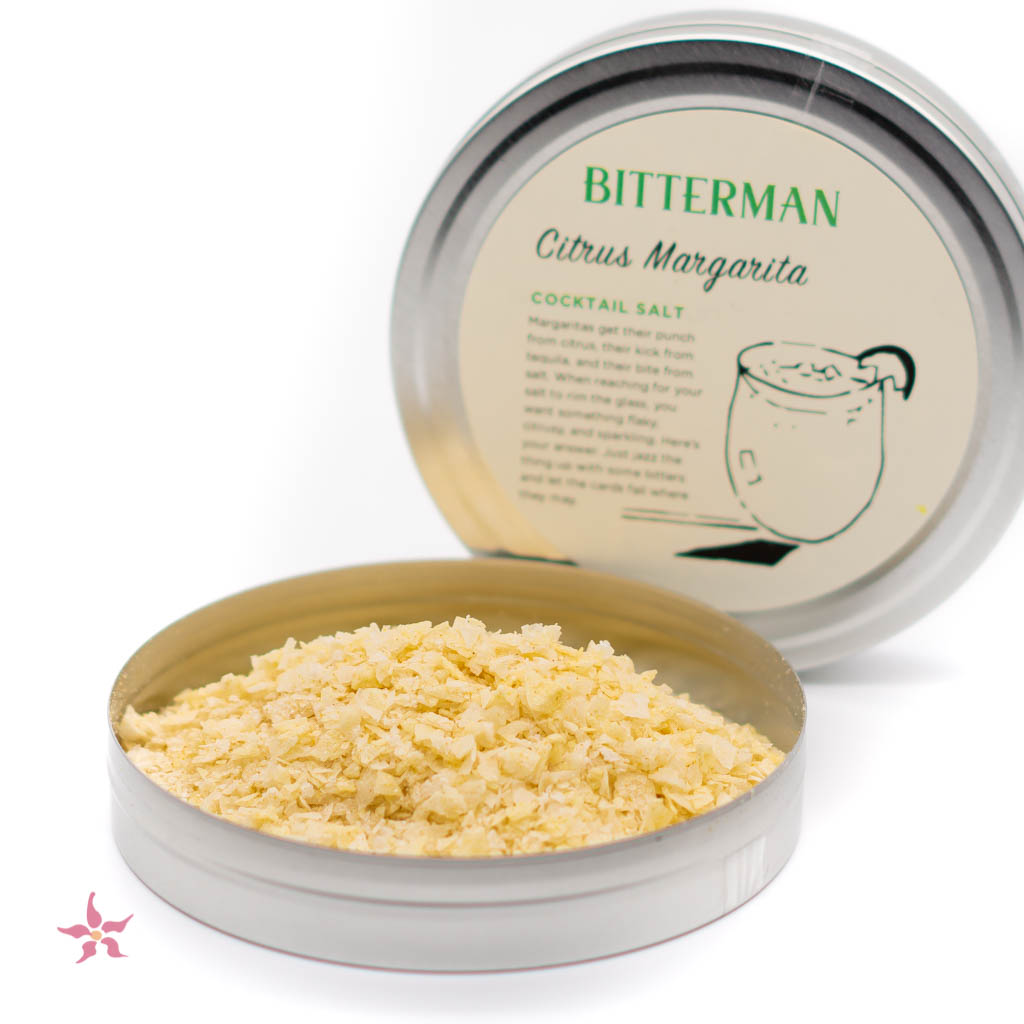 Bitterman's Citrusy Margarita Salt