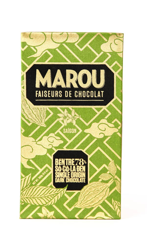 Marou Ben Tre 78% Dark Chocolate-Chocolate-The Meadow