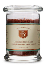 Molokai Red Hawaiian Sea Salt