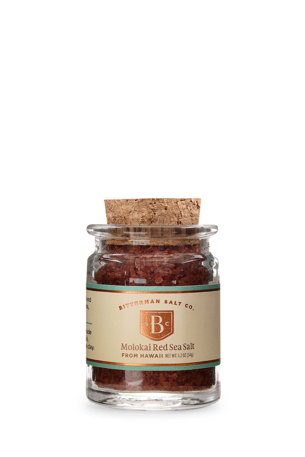 Molokai Red Hawaiian Sea Salt-Gourmet Salt-The Meadow
