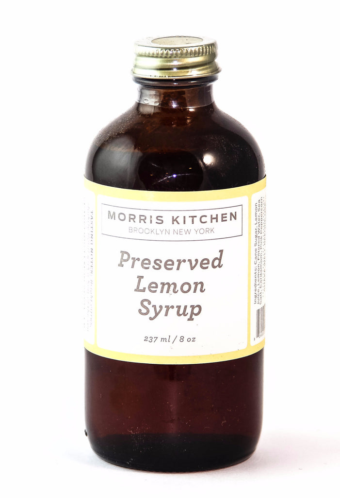 Morris Kitchen Lemon Syrup